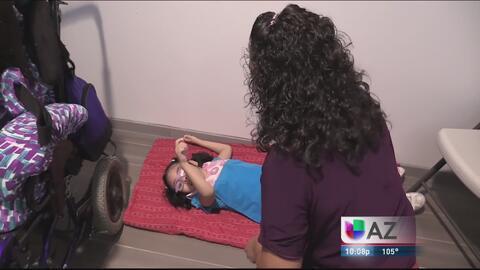 Madres exigen baños accesibles para niños y jóvenes discapacitados