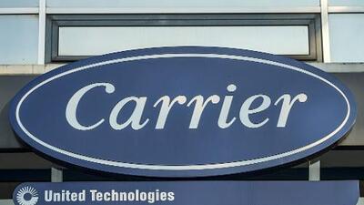 """Carrier: """"incentivos"""" del estado de Indiana fueron motivación para mantener en EEUU casi 1,000 trabajos que iban a México tras acuerdo con Trump"""