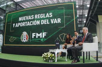 Tienen sesión con prensa para explicar modificaciones al uso del VAR en la Liga MX
