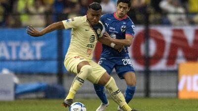 Los 10 mejores   La goleada del América 3-0 al Monterrey en la Jornada 4