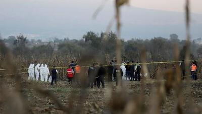 Exigen una investigación imparcial del accidente aéreo en el que falleció la gobernadora electa de Puebla y su esposo