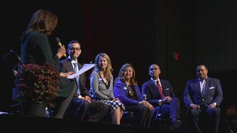 Candidatos a la alcaldía de Dallas discuten sobre las necesidades de la ciudad de cara a las elecciones