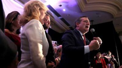 Los republicanos mantienen el control del Senado en una noche agridulce para Trump