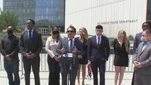 Demandan a policías de Los Ángeles por presunta falsificación de datos sobre pandilleros