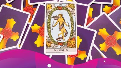 El Mundo del tarot: te decimos por qué trae plenitud y crecimiento