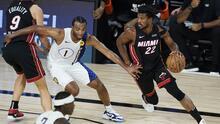 Miami Heat barre a lso Indiana Pacers en la primera ronda de los Playoffs