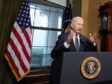 """Biden: """"Es hora de poner fin a la guerra más larga de EEUU"""""""