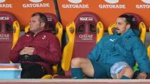 Ibra se lesiona y no jugará el Milan vs. Manchester United