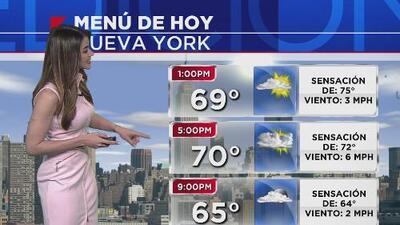 Condiciones secas y cielos mayormente nublados para la noche de este jueves en Nueva York