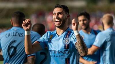 """""""Fue una decisión correcta venir a MLS"""": 'Taty' Castellanos celebra su primer llamado internacional"""