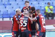 Por casos de COVID-19 en el Genova aplazan su partido con Torino