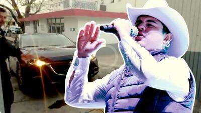 Por los atentados contra su padre, Alfredito Olivas acude a la fiscalía de Jalisco para rendir declaración