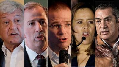 Con un nuevo formato que promete más dinamismo, todo listo para el primer debate presidencial en México