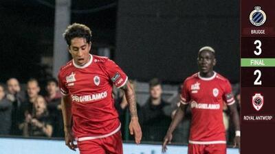 ¡Día de 'Brujas'! Omar Govea y el Royal Antwerp pierden el boleto directo a Europa League