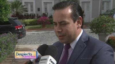 El secretario de Gobernación habla sobre la posibilidad de que Rosselló se reúna con los estudiantes de la UPR
