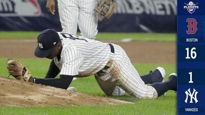 Los Red Sox humillan a los Yankees en el Juego 3 y aseguran el regreso a Boston