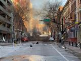 Esto es lo último que se sabe sobre la explosión en Nashville que dañó 41 edificios e hirió a 3 personas