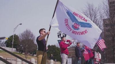 Movimiento de Identidad Americana quiere un mundo donde los blancos sean la súper mayoría