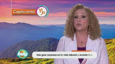 Mizada Capricornio 24 de junio de 2016