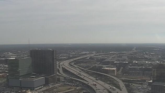 Dallas se alista para una tarde de jueves ventosa y de condiciones cálidas