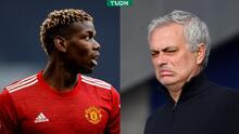 """Mourinho asegura que le """"importan un bledo"""" las críticas de Pogba"""