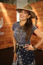 Thalía no pierde el estilo rumbo a Premio Lo Nuestro 2017