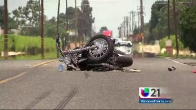 Los accidentes recientes de la motocicleta levantan preocupaciones con los conductores