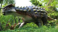 Así son los dinosaurios animatrónicos que llegarán al zoológico de Filadelfia
