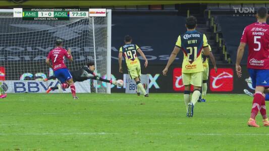 Atajadas con las que Memo Ochoa brilló ante Atlético San Luis