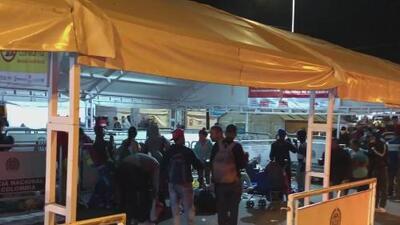 Se agrava la situación de venezolanos varados en la frontera entre Colombia y Ecuador