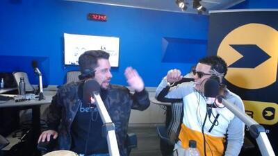 J Alvarez teme que el remix de su canción 'Lepo lepo' se haga más popular