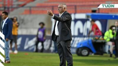 Memo Vázquez habla sobre los rumores que lo vinculan con Chivas