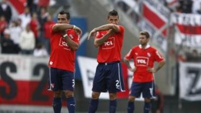 Independiente sigue de mala racha y no gana en el ascenso argentino