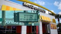 McDonald's de Florida ofrece dinero para que vayas a una entrevista de trabajo