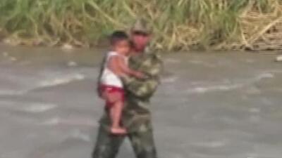 Niño casi pierde la vida en frontera de Colombia y Venezuela