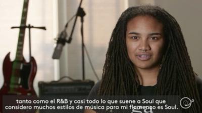 "Tonina: ""Considero el flamenco como música soul"""