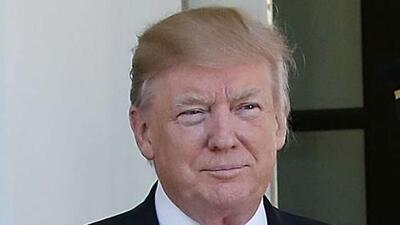 Presidente Donald Trump condena el presunto ataque químico en Siria