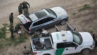 Patrulla Fronteriza: las operaciones de narcotraficantes se están beneficiando de la crisis migratoria