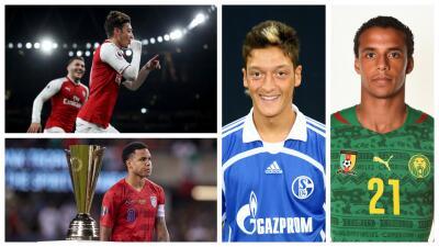 Schalke 04: cantera de Ozil, Kolasinac... y el resto del mundo