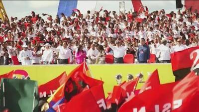 Nicaragua celebra los 40 años de la Revolución Sandinista en medio de una crisis en el país