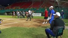 El astro Roberto Alomar estuvo en Cayey para seleccionar talentos deportivos