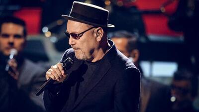 Rubén Blades explicó las razones de su cara de asombro al ganar el premio a Mejor Álbum del Año