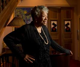 Maya Angelou: encouraging quotes to live by