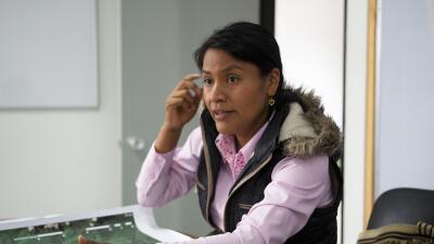 Nidia Becerra, la ambientalista que defiende a los indígenas Inga de las mineras