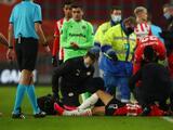 Richard Ledezma se pierde el resto de la temporada con el PSV