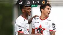 Omar Govea y el Zulte Waregem cayeron ante el Mechelen