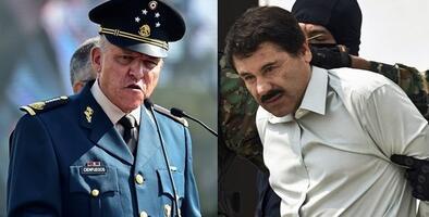 """""""Odiaba mucho a Joaquín"""": la época en la que el detenido exsecretario de Defensa de México perseguía a 'El Chapo' Guzmán"""