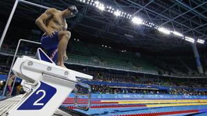 A tres años de la última competencia olímpica de Michael Phelps