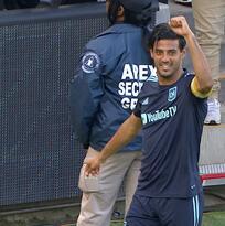 Carlos Vela amenaza con desquebrajar el récord de los máximos goleadores mexicanos en la MLS