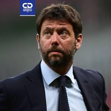 """Andrea Agnelli sobre Superliga: """"Tiene 100% posibilidades de éxito"""""""